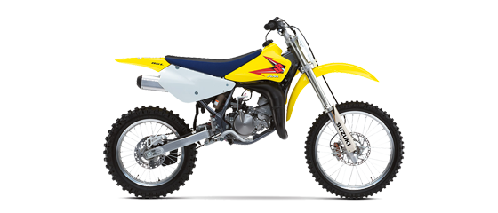 Suzuki Dirt Bike Parts