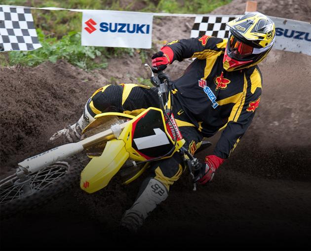 Suzuki RM Z Parts