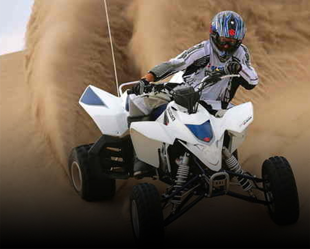 Suzuki Quad Racer R450 Parts