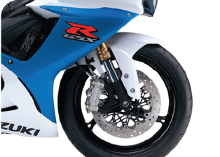 Suzuki Sport Bike Accessories